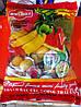 """Конфеты """"New Choice"""" фруктовое  желе ассорти  с соком и кусочками фруктов в пакете. 1000г (Вьетнам)"""
