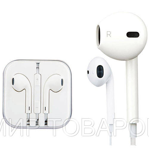 Наушники Apple EarPods!Розница и Опт — в Категории