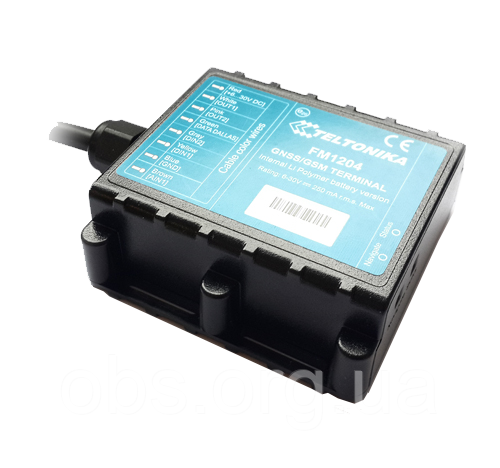 GPS-трекер Teltonika FM1204