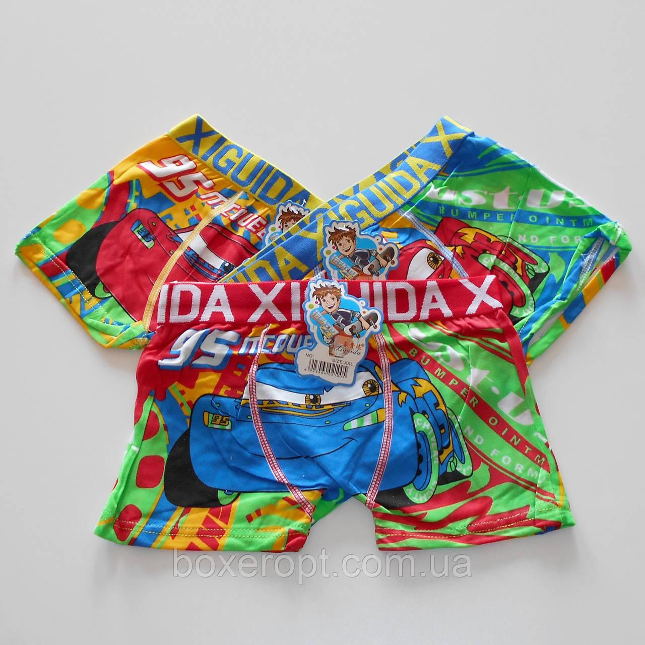 Детские трусы Xiguida - 15.00 грн./шт. NO:McQueen