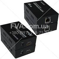 Устройство для передачи HDMI по кабелю витая пара до 100 метров (MT-ED06), MT-VIKI