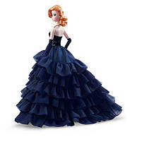 Коллекционная кукла Барби Силкстоун Barbie Midnight Glamour Doll, фото 2