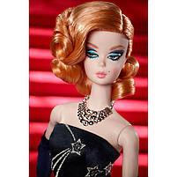 Коллекционная кукла Барби Силкстоун Barbie Midnight Glamour Doll, фото 4