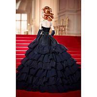 Коллекционная кукла Барби Силкстоун Barbie Midnight Glamour Doll, фото 5