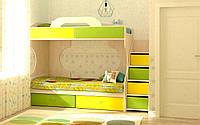Детская модульная система Dori-Lime (кровать)