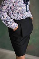 Школьная юбка Бриттани (р.128,134,146,152,158)