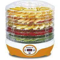 Сушилка для овощей и фруктов POLARIS PFD 0605D Orange