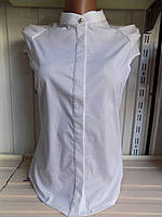 Женская блузка школа оптом