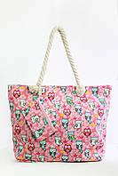 Пляжная сумка Пиза персиковая