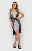 Платье с имитацией двойки из люрекса 45031791 420, фото 1
