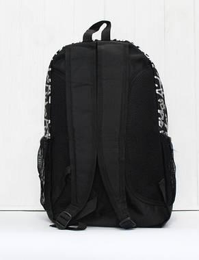 Рюкзак шкільний з написом adidas, фото 2