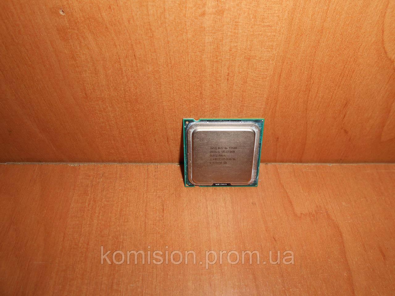 Процессор INTEL Dual Core Celeron E3400 2,6 GHz s775