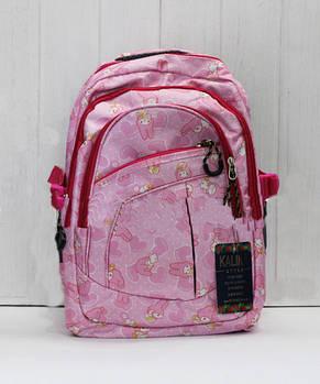 Рюкзак школьный для девочки с модным рисунком , фото 2