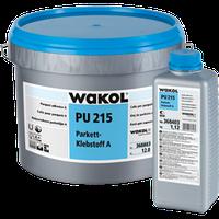 Клей Wakol PU 215  13кг поліуретановий, 2-комп паркетний клей