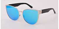 Солнцезащитные очки женские 1709 IR silver blue