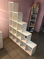 Стеллаж-кубы для салона красоты, для дома
