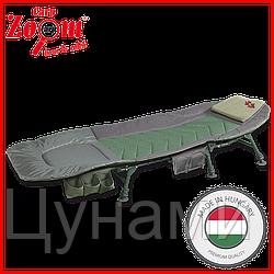 Раскладушка, раскладная кровать с регулируемыми ножками CZ0727