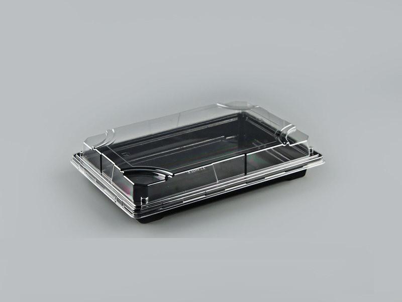 Пластиковая упаковка для суши и роллов УК-703