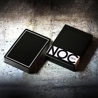 Карты игральные | NOC Out: Black Playing Cards