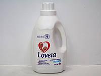 Детский гипоаллергенный гель для стирки Lovela для белого 1,5л, фото 1