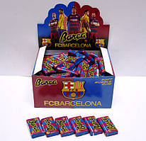 Жевательная жвачка FC Barselona , футбол , 100 шт
