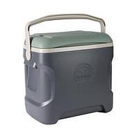 Термоконтейнер Igloo Sportsman 30, 28 л, серо-зеленый, фото 1