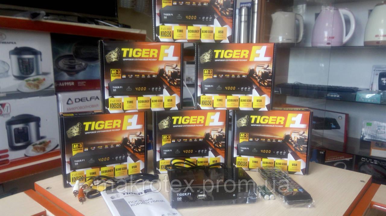 Спутниковый тюнер Tiger F1