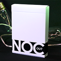 Карты игральные   NOC Out: White Playing Cards