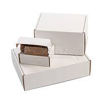 Коробки картонные белые