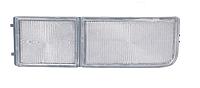 Заглушка туманки правая  R / заглушка бампера правая  VW Passat B4 01.93-12.96, TYC