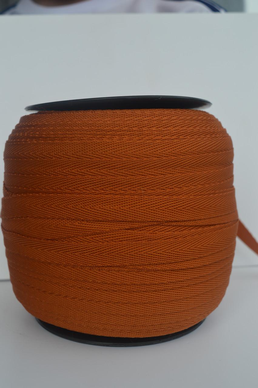 Цветная киперная тесьма полиэстр, 1 см