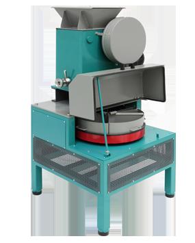 Дробильно-сократительный агрегат на базе ЩД 10, Вибротехник - фото 1
