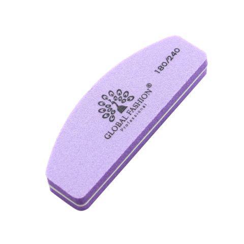 Баф ,,Global Fashion,, для шлифовки ногтей (180/240)