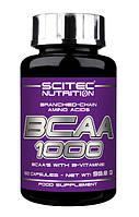 Scitec Nutrition BCAA 1000 100 caps