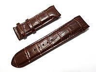 Ремешок к часам TISSOT анти-аллергенный, цвет коричневый, фото 1