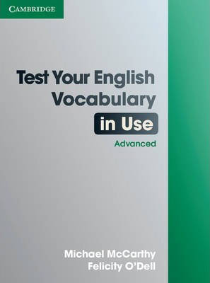 Test Your Vocabulary in Use Advanced with answers , фото 2