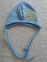 Шапочка для новорожденных,размер 36-38