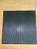 Коврик резиновый грязезащитный (750х750 мм), фото 3