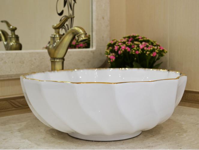Чаша для ванной комнаты 9-008