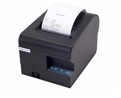 Xpinter XP-N160H USB чековый принтер \ звуковой сигнал \ авто обрез чека 80мм