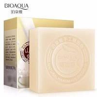 Натуральное мыло с экстрактом козьего молока BIOAQUA Goat Milk Oil Soap