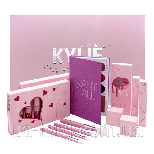 Подарочный набор Kylie I Want it All (упаковка повреждена)