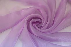 Гардина на окна органза пурпурный( обработка сторон + 40 грн.)
