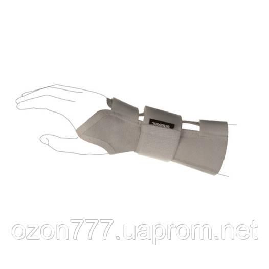 Ортез с металлической шиной для поддержки запястья и большого пальца Ottobock Manu Direxa Basic W&T