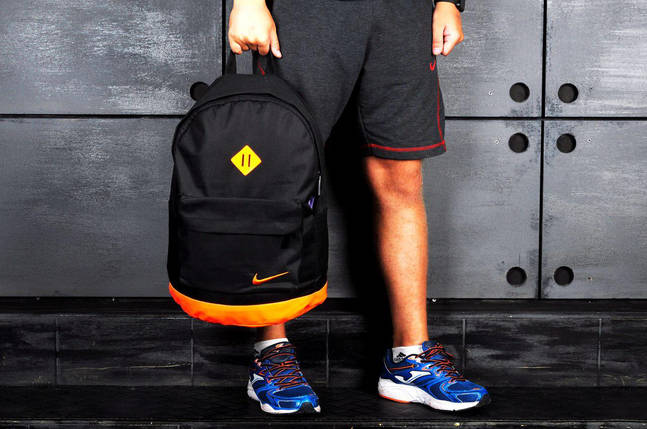 Рюкзак Nike молодежный, городской, спортивный, фото 2