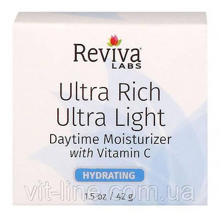 Reviva Labs Дневной увлажняющий крем с витамином C 42г, фото 2