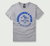 Футболка известного бренда  Abercrombie&Fitch (L)