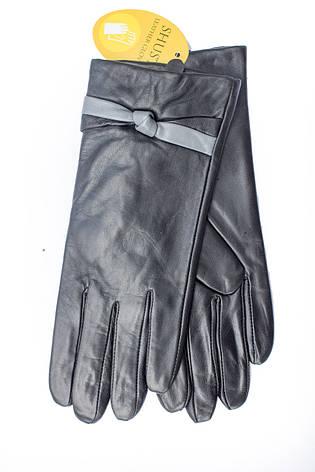 Женские кожаные перчатки 819, фото 2