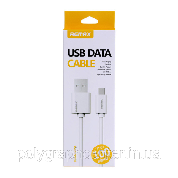 USB кабель Remax DATA CABLE  Android
