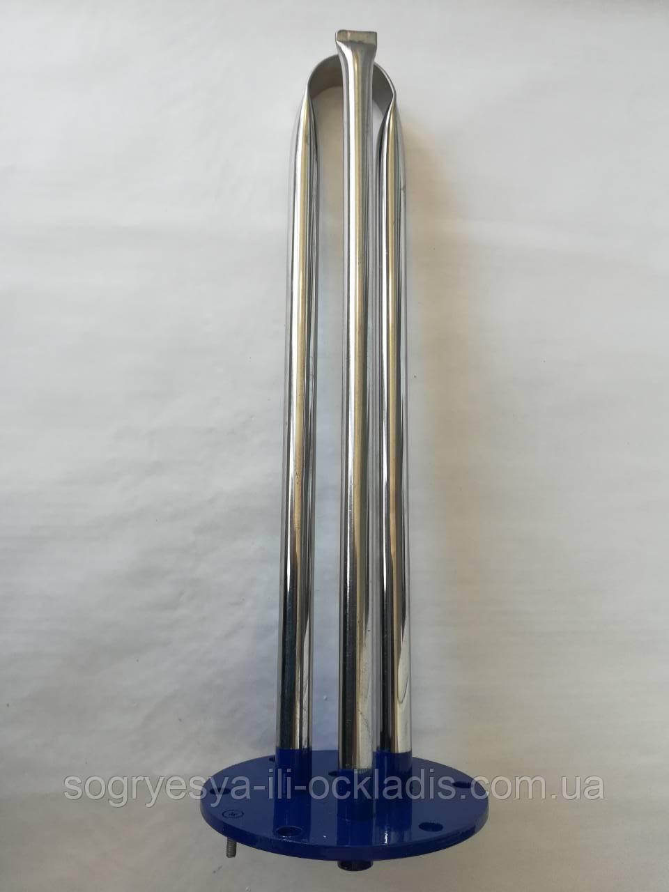 """Фланец-колба """"Теси"""" (Tesy) под сухой тэн (длина 360мм)  код товара: 7071"""